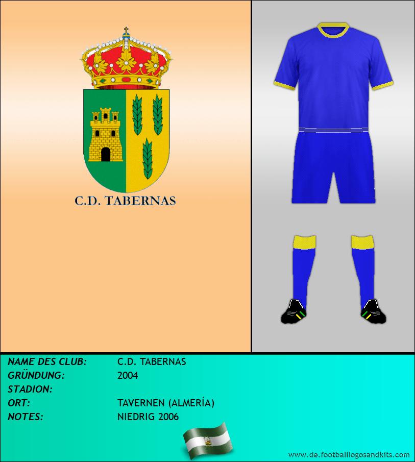 Logo C.D. TABERNAS