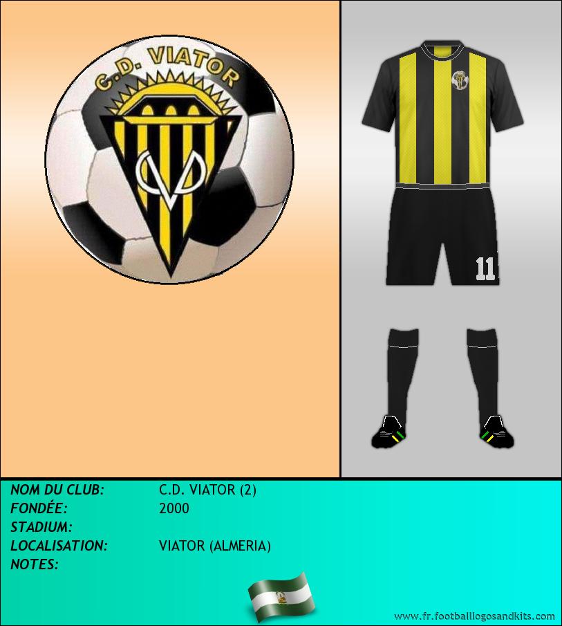Logo de C.D. VIATOR (2)