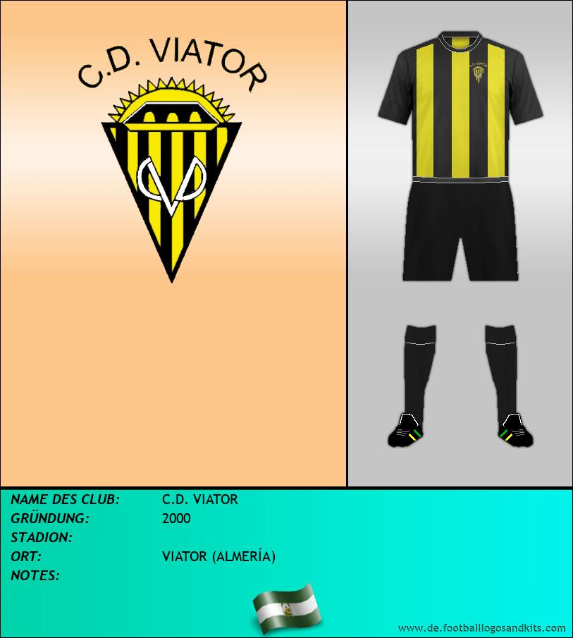 Logo C.D. VIATOR