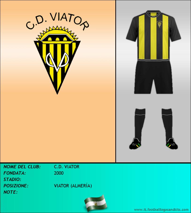 Logo di C.D. VIATOR