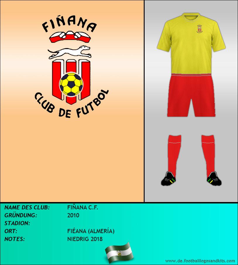 Logo FIÑANA C.F.