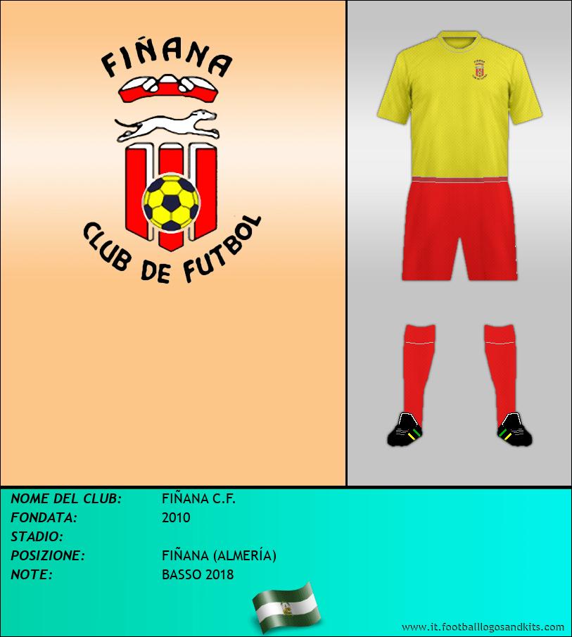 Logo di FIÑANA C.F.