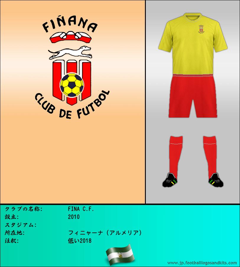 のロゴFIÑANA C. F.