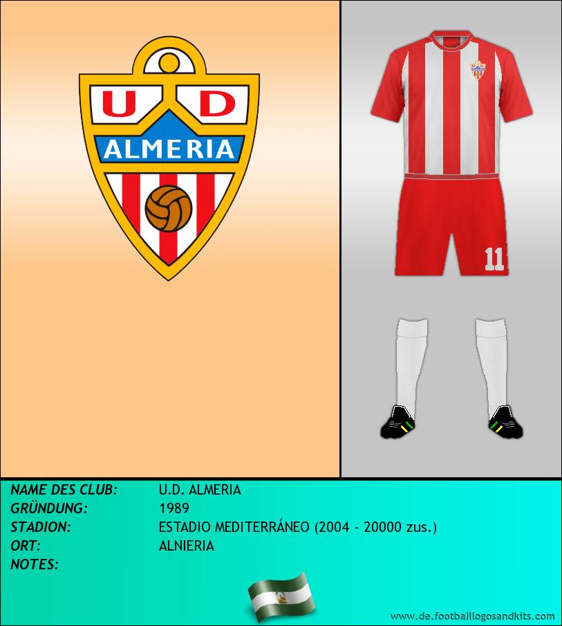 Logo U.D. ALMERIA