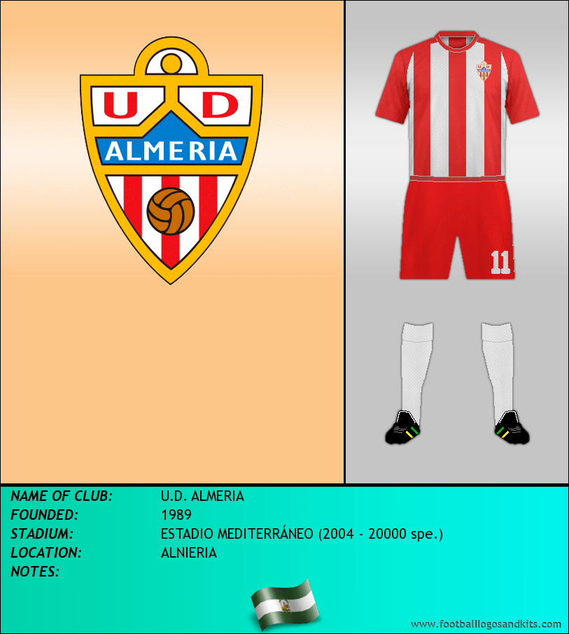 Logo of U.D. ALMERIA