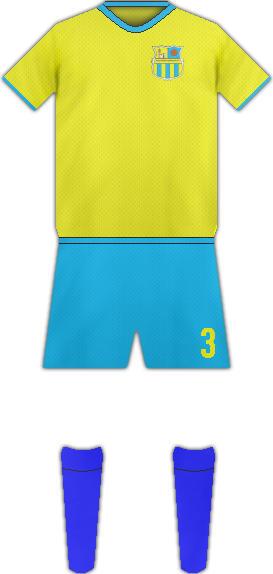Kit ALGECIRAS DEPORTIVO FC