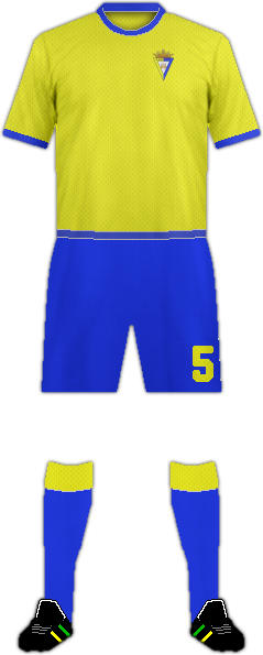 Kit CADIZ C.F.