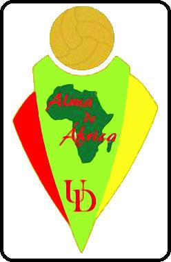 のロゴアフリカの U.D. の C.D. の魂 (アンダルシア)
