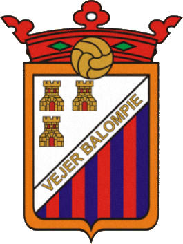 Logo of C.D. VEJER BALOMPIÉ (ANDALUSIA)
