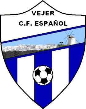 Logo C.F. ESPAÑOL DE VEJER (ANDALUSIA)