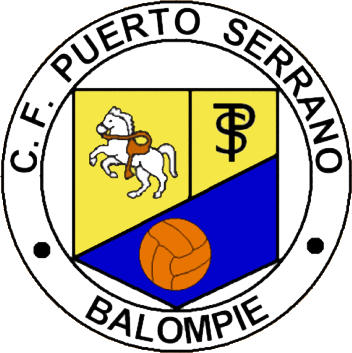 Logo of C.F. PUERTO SERRANO BALOMPIÉ (ANDALUSIA)