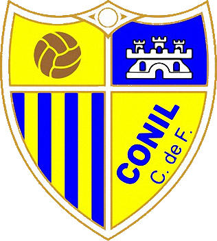 Logo of CONIL CF (ANDALUSIA)