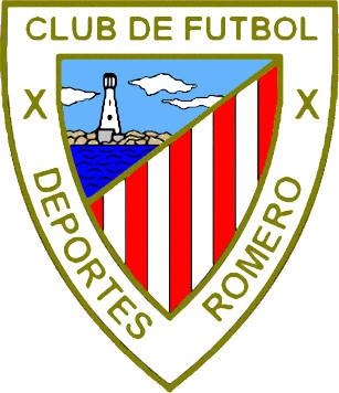 Logo of DEPORTES ROMERO C.F. (ANDALUSIA)