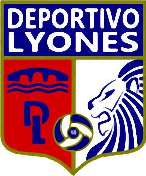 Logo of DEPORTIVO LYONES (ANDALUSIA)
