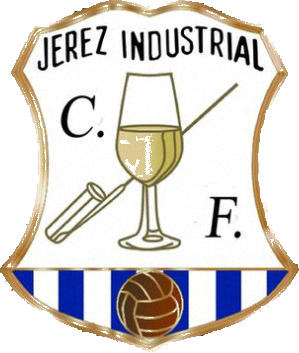 Logo of JEREZ INDUSTRIAL C.F. (ANDALUSIA)