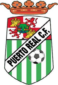 Logo of PUERTO REAL CF (ANDALUSIA)