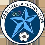 Logo of C.D. ESTRELLA PORTUENSE C.F.
