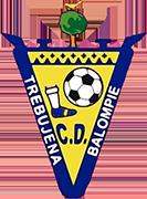 Logo C.D. TREBUJENA BALOMPIÉ