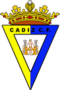 Logo of CADIZ C.F.
