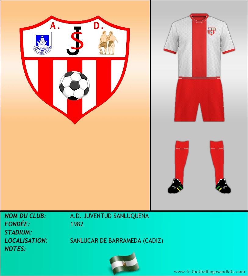 Logo de A.D. JUVENTUD SANLUQUEÑA