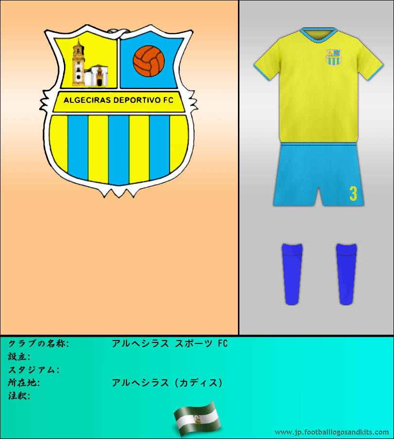 のロゴアルヘシラス スポーツ FC