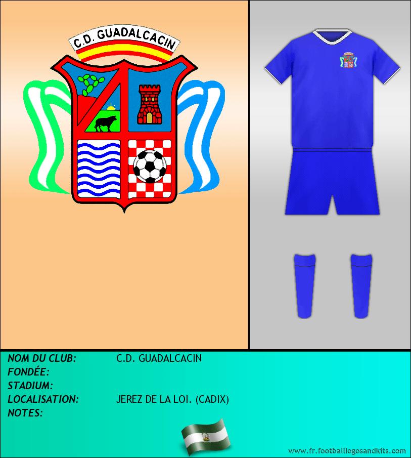 Logo de C.D. GUADALCACIN