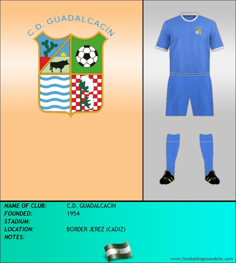 Logo of C.D. GUADALCACIN
