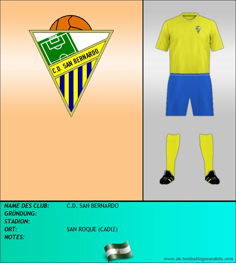 Logo C.D. SAN BERNARDO