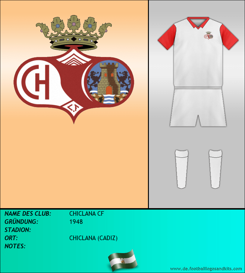 Logo CHICLANA CF
