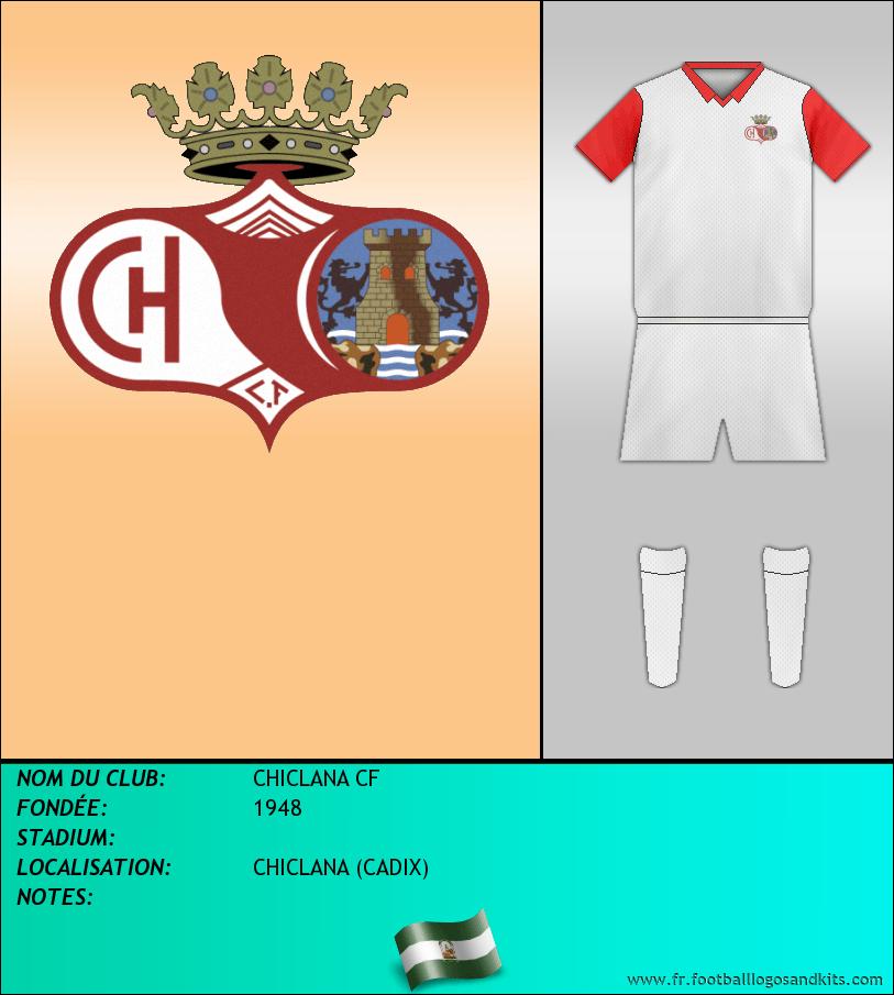 Logo de CHICLANA CF