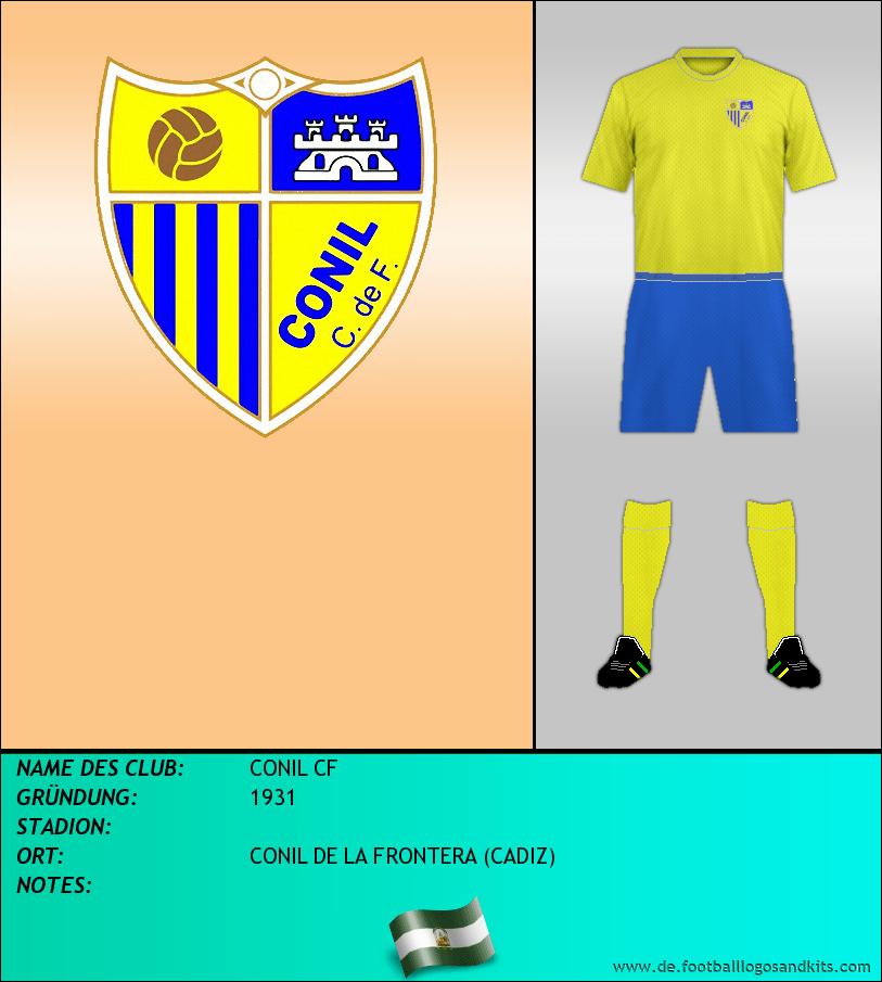 Logo CONIL CF