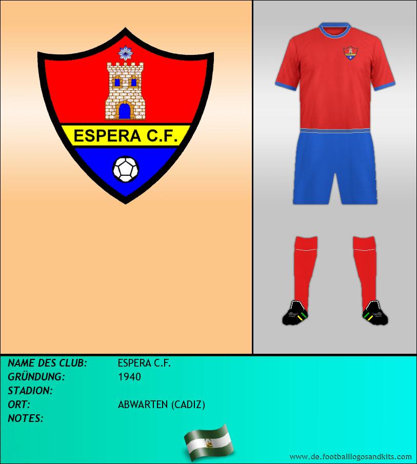 Logo ESPERA C.F.