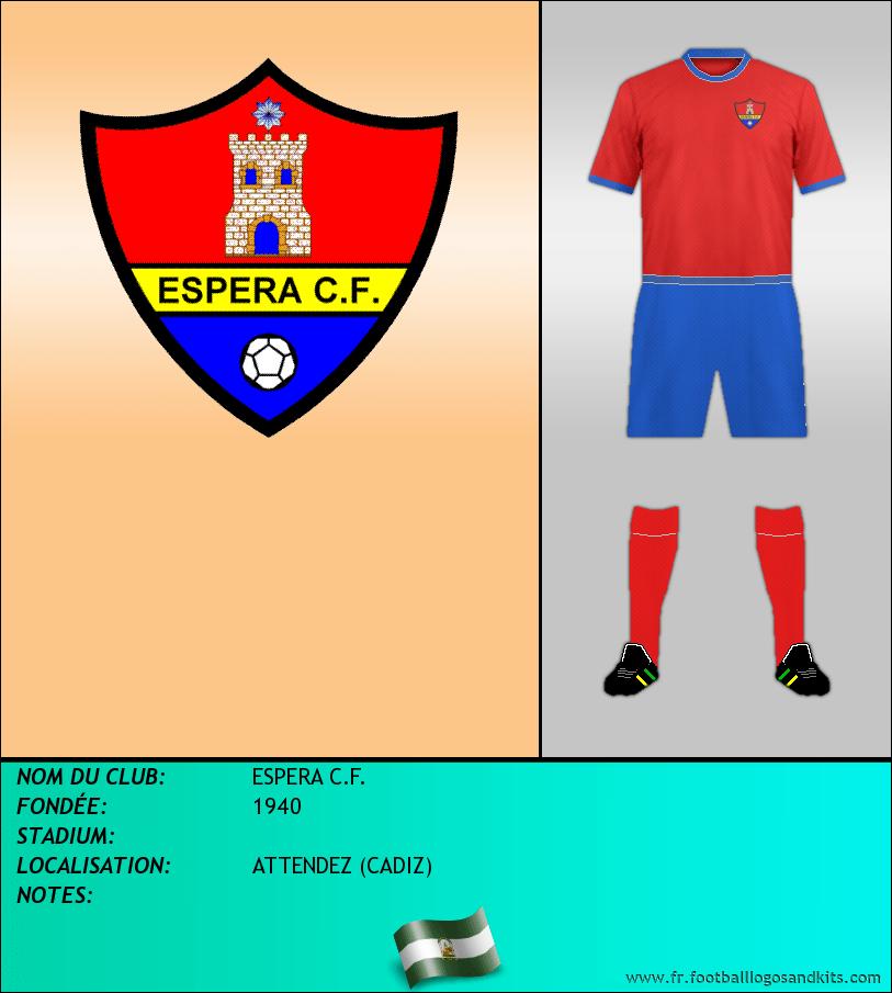 Logo de ESPERA C.F.