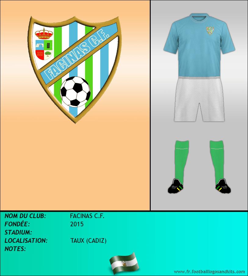 Logo de FACINAS C.F.
