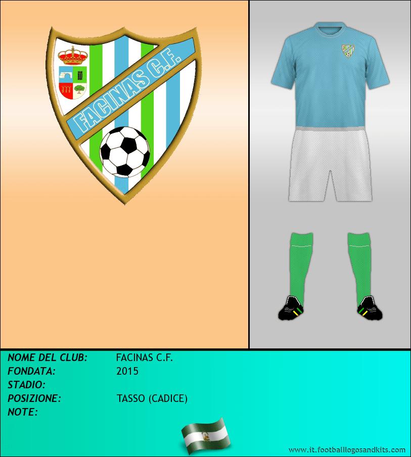Logo di FACINAS C.F.