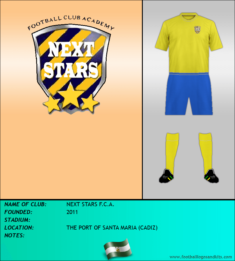 Logo of NEXT STARS F.C.A.