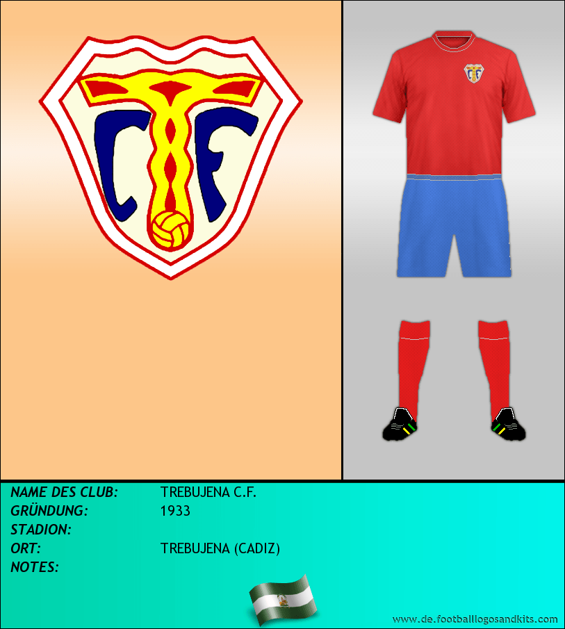 Logo TREBUJENA C.F.