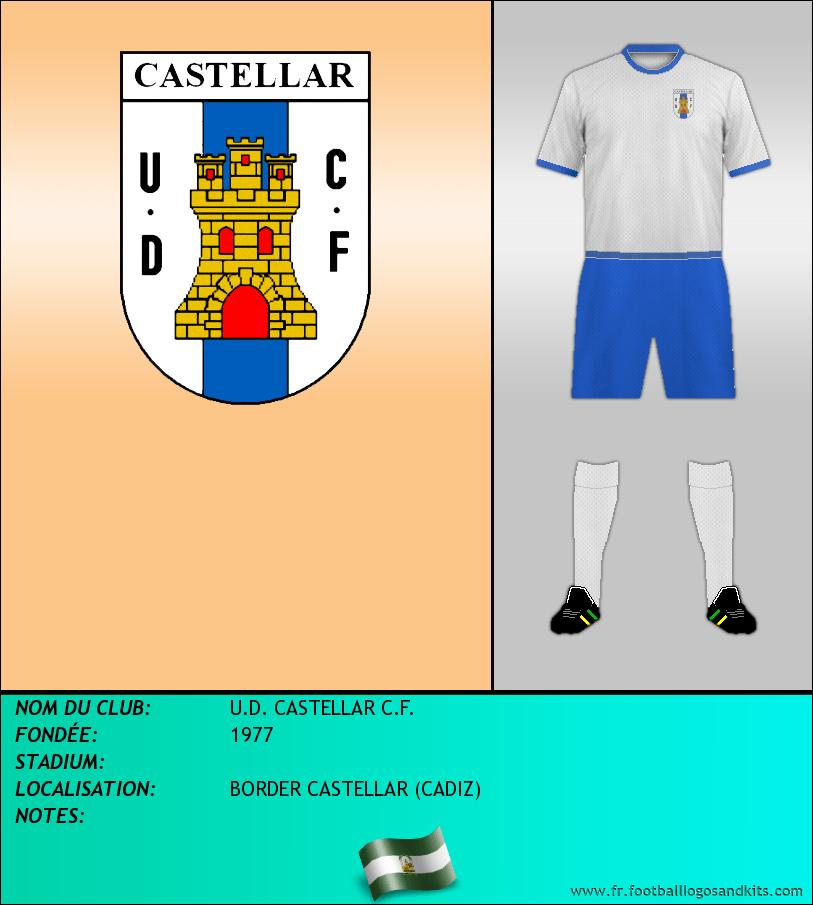 Logo de U.D. CASTELLAR C.F.