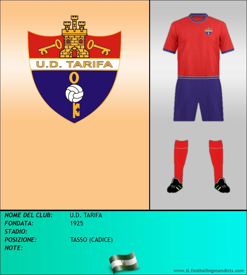 Logo di U.D. TARIFA