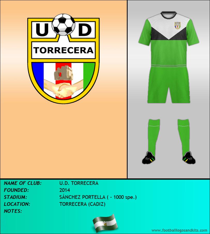Logo of U.D. TORRECERA