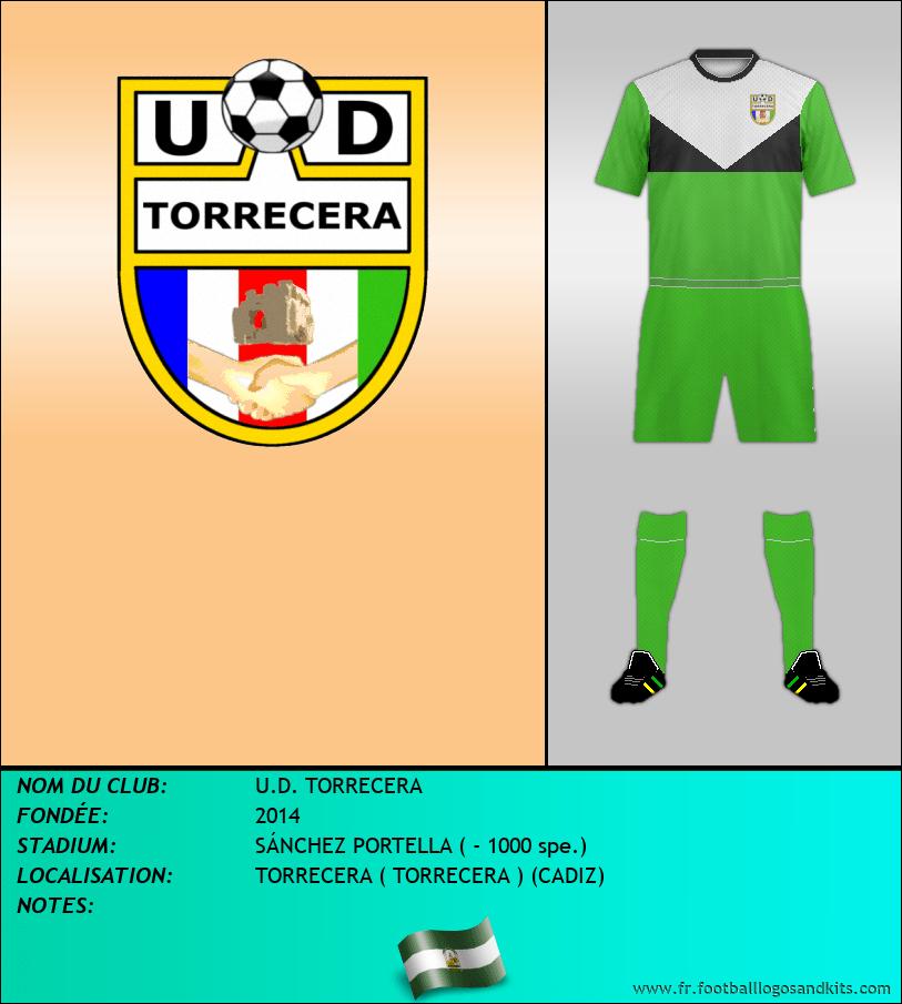 Logo de U.D. TORRECERA