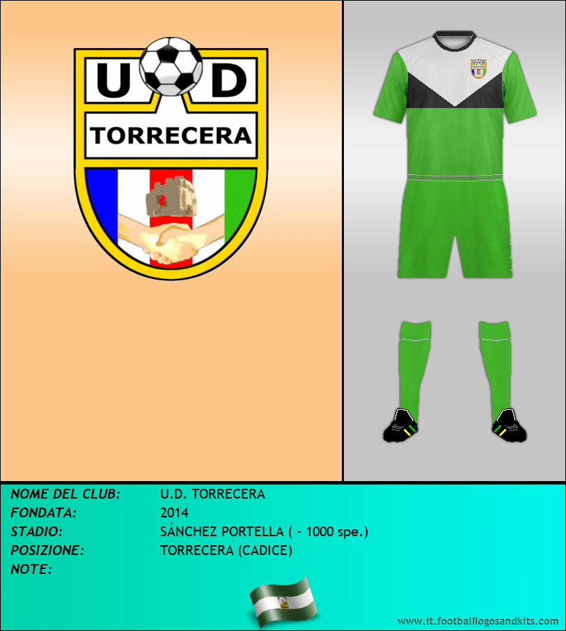 Logo di U.D. TORRECERA