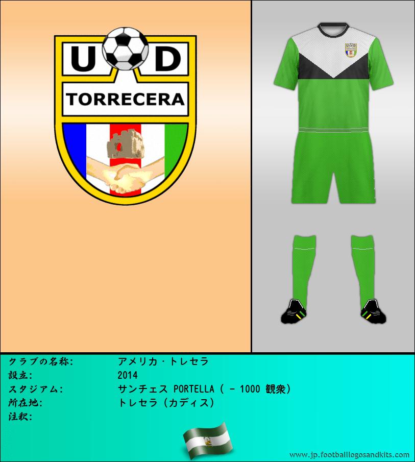 のロゴTORRECERA U.D.