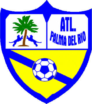 Logo of ATLETICO PALMA DEL RIO (ANDALUSIA)