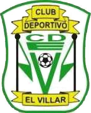 Logo of C.D. EL VILLAR (ANDALUSIA)