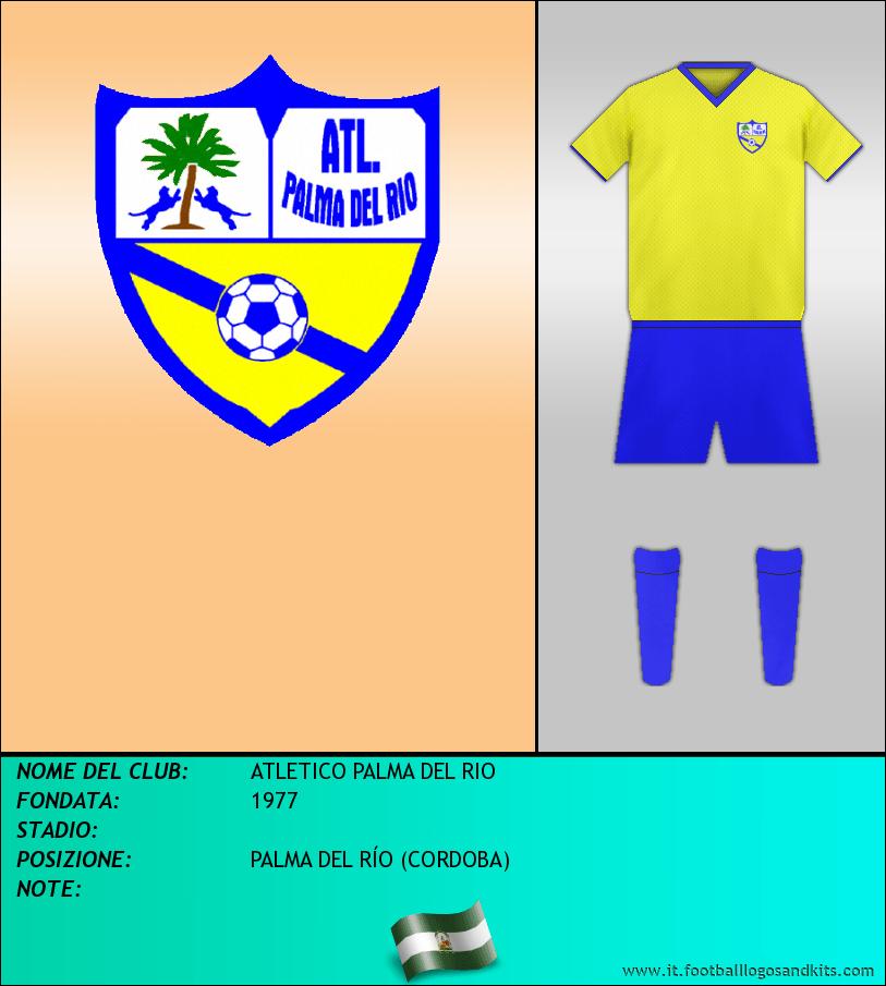 Logo di ATLETICO PALMA DEL RIO