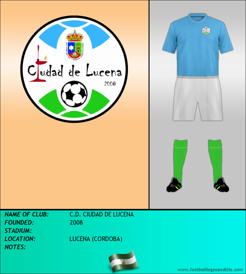 Logo of C.D. CIUDAD DE LUCENA