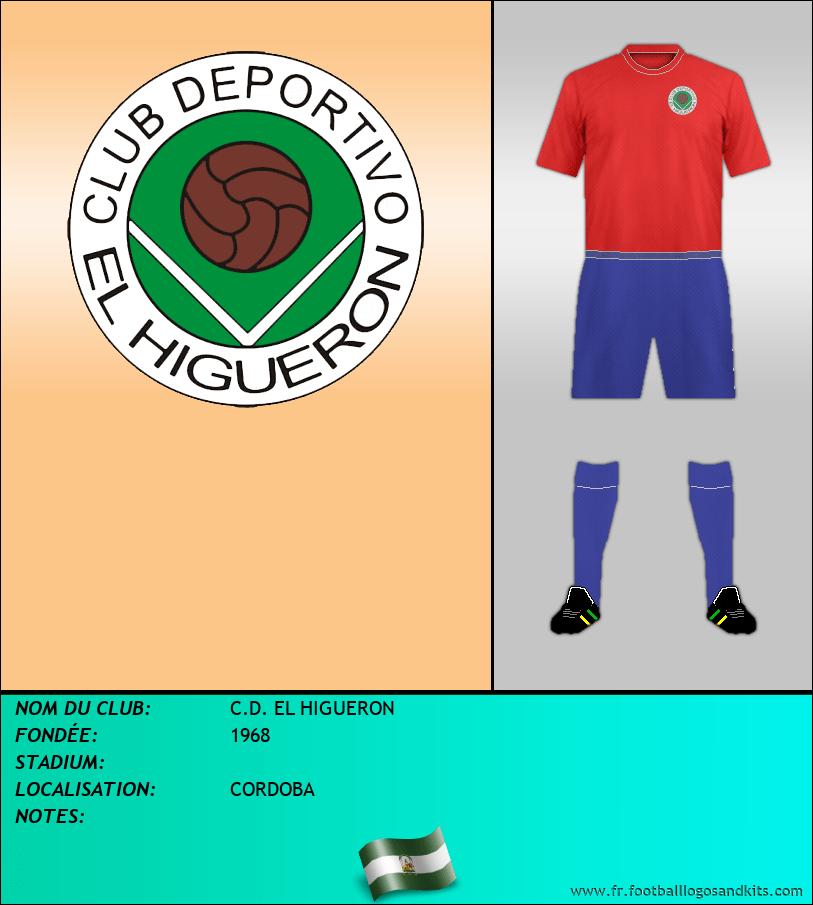 Logo de C.D. EL HIGUERON