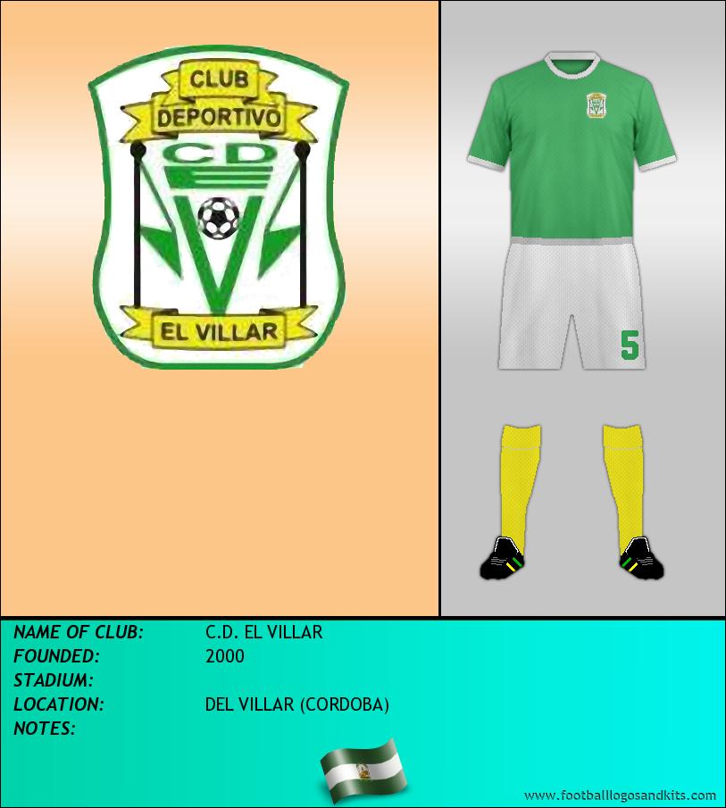 Logo of C.D. EL VILLAR