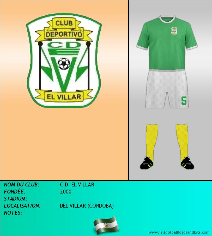Logo de C.D. EL VILLAR